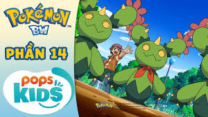 ÂM NHẠC - Tổng Hợp Hành Trình Thu Phục Pokémon Của Satoshi - Hoạt Hình  Pokémon Black and White Phần 14