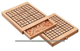 Wooden Sudoku Game Board Sudoku Puzzle Games Wooden Sudoku Boards 16