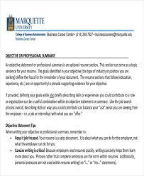 job search objective examples 7 examples of career objective examples in word pdf
