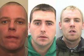 JAILED: Bradley Walsh, Anthony Rimmer and Remi Merriman have been locked up for drugs offences. The Operation Challenger team has already brought cannabis ... - 1-Desktop50