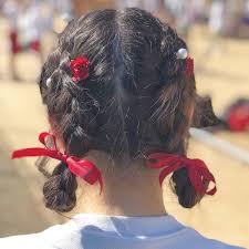 体育祭をもっと楽しく可愛くjkにオススメの体育祭ヘアセット5選