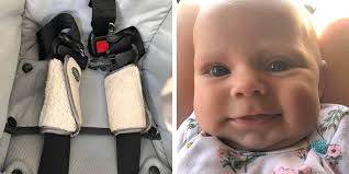 mom issues warning about car seat accessories after dangerous car accident