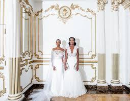 6 Black Wedding Dress Designers To Wear On The Big Day Klassy Kinks
