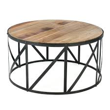 round rustic coffee tables round wood coffee table with black metal base rustic storage coffee table