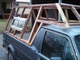 Building a Wooden Camper Shell « Trouts Latest Photos   good ...