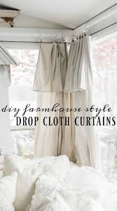 Drop Cloth Curtains Tutorial Best 20 Drop Cloth Curtains Outdoor Ideas On Pinterest Outdoor