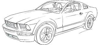 Race Car Coloring Pages Page Cars Free Printable For Toddlers Police