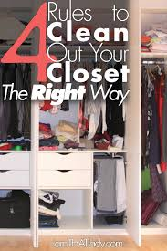 is your closet cluttered do not start re organizing yet until you read these