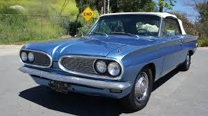 1962 Pontiac Tempest 1962 Pontiac Tempest Lemans Convertible Pre Gto Youtube