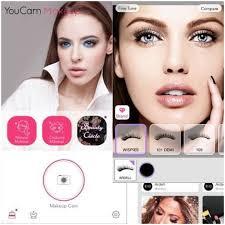 features youcam makeup