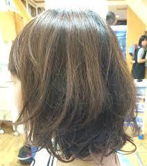 2016流行りの髪型はこれできまり デジタルパーマとグラデーション