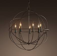 chandelier excellent iron orb chandelier restoration hardware chandelier knock off round black chandeliers and black
