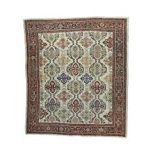 for more images12 1 x13 7 antique persian sultanabad oversize good cond oriental rug sh34782