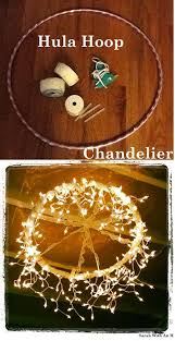 Image Garland Cool Diyour Cool Ways To Use Christmas Lights Hula Hoop Chandelier Best Easy