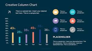 Animated Powerpoint Charts Collection Template