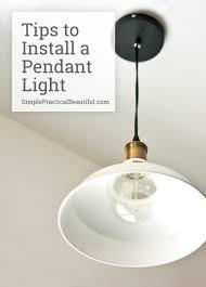 installing pendant light fixture tequestadrum com