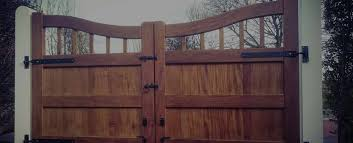 Small Picture Wooden Gates Garden Driveway Gates in Manchester Cheshire