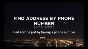 Find Address By Phone Number Top 2 Solutions Youtube