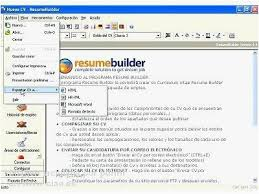 Sarmsoft Resume Builder Resume Builder Software Free Template 31 Free Resume Creator