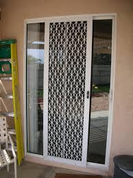 aluminum security screen door. Door:Doortio Screenrts Near Me Diy Sliding Kit Aluminum Doors Latch Vf333 Security 93 Stupendous Screen Door