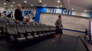 WATCH: David Blough, Lions cheer on ...