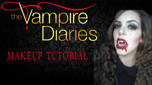 the vire diaries makeup tutorial