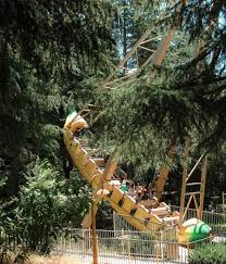 gilroy gardens theme park rides