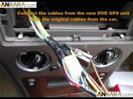 how to install car dvd gps tv diy how to install car dvd gps tv diy