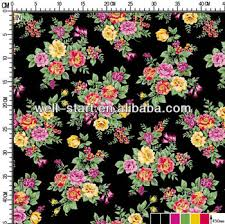 Flower Printed Paper Fashion Flower Printed Paper For Garments And Hometextiles Buy Heat Transfer Paper Sublimation Transfer Printing Paper Transfer Printed Paper For