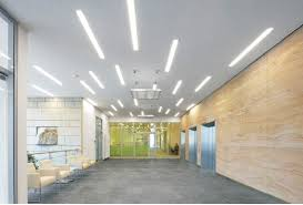 dimmable square led office recessed