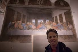 leonardo da vinci s the last supper in milan
