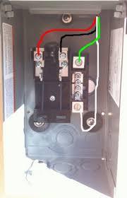 subpanel for an unused 50amp circuit electrical diy chatroom Generator Sub Panel Wiring Diagram at 240v Sub Panel Wiring Diagram