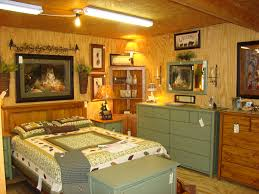Pine Log Bedroom Furniture Log Bedroom Set