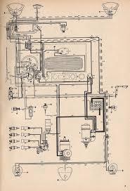1954 beetle wiring diagram thegoldenbug com