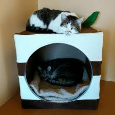 here s how i turned the sears fixture into this super cute cat bed i m super happy with how it turned out
