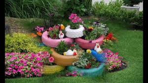 Small Picture Garden flowers ideas For small space YouTube