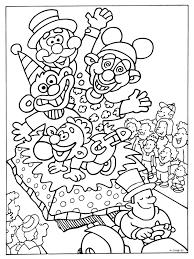 Carnaval Kleurplaat 1000 Gratis Downloaden En Printen Kijk Nu
