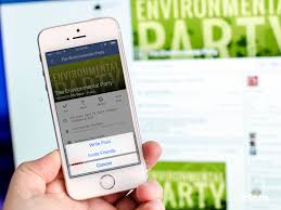 facebook event on iphone and ipad