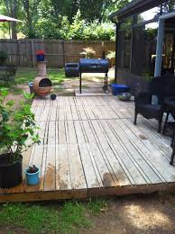 Patio From Pallets Pallet Wood Deck Plans Pallet Patio Decks Pallet Patio And Wood