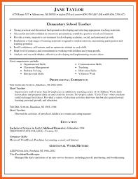 12 13 Resumes Teaching Resumeheader