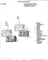 daihatsu rocky fuse box daihatsu wiring diagrams online