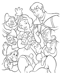 38 White Coloring Pages Snow White Coloring Pages Fantasy