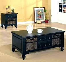 side table with wicker baskets coffee table with baskets side table with wicker baskets round wicker