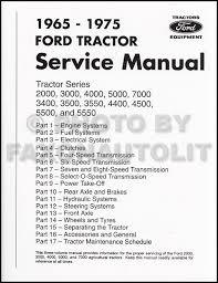 1965 1975 ford tractor repair shop manual reprint 2000 3000 4000 1965 1975 ford tractor repair shop manual reprint 2000 3000 4000 5000 7000