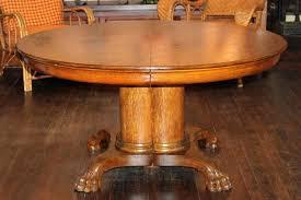 antique oak pedestal dining table oak pedestal dining table large antique oak pedestal dining table at antique oak pedestal dining table