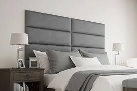 Diy Decorating Fabric Wall Leather Ideas Padded Brackets Heavy