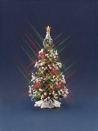 Mini Lighted Christmas Tree (74717)