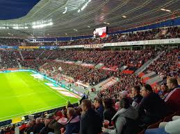 Dear visitor, welcome to the official homepage of leverkusen/rhine. Bayarena Leverkusen The Stadium Guide