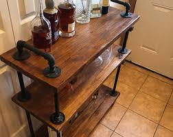 rustic furniture pics. Industrial Bar Cart, Rustic Furniture, Metal And Furniture Pics I