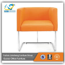 factory top sofa tantra chair with steel base s159a